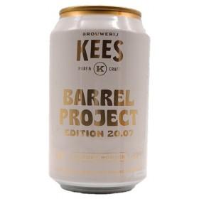 Kees Barrel Project 20.07