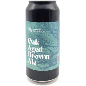 Stu Mostów Oak Aged Brown Ale