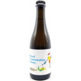 Stu Mostów WILD -10 Mixed Fermentation Saison Elderfl, Lem V, Acacia Honey