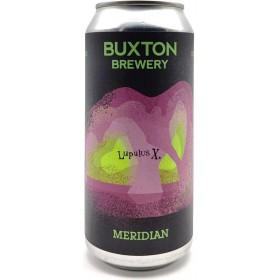 Buxton Lupulus X - Meridian