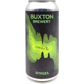 Buxton Lupulus X - Riwaka