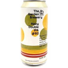 The Garden Hazy Double IPA -02