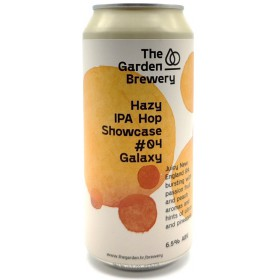 The Garden Hazy IPA Hop Showcase -4 Galaxy