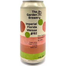 The Garden Imperial Florida Weisse -2 - Pink Guava, Strawberry - Lime