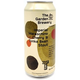 The Garden / Tanker Imperial Maraschino Cherry - Tonka Bean Stout