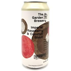 The Garden/ Totenhopfen Imperial Raspberry - Coconut Stout