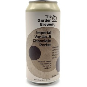 The Garden Imperial Vanilla - Chocolate Porter