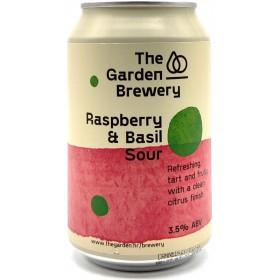 The Garden Raspberry Basil Sour