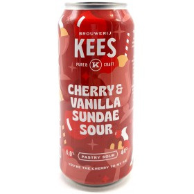 Kees Cherry - Vanilla Sundae Sour