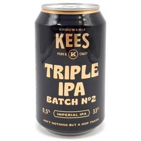Kees Triple IPA Batch n°2