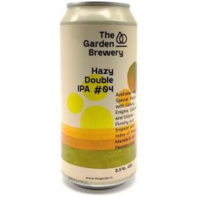 The Garden Hazy Double IPA -04