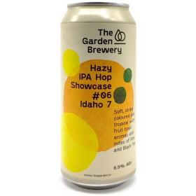 The Garden Hazy IPA Hop Showcase -6 Idaho 7