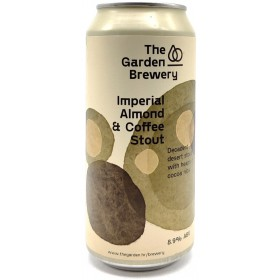 The Garden Imperial Almond - Coffee Stout
