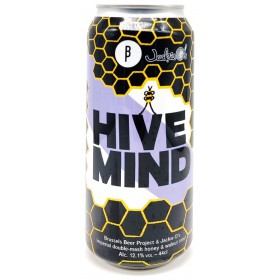 Brussels Beer Project / Jackie O's Hive Mind