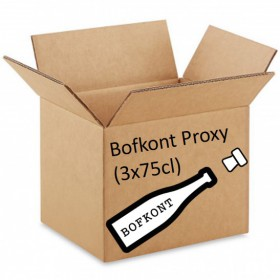 Pickup + Packaging Bofkont April Release 2021 (3x75cl)