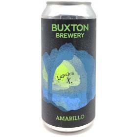Buxton Lupulus X - Amarillo IPA