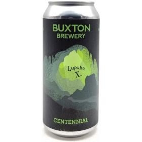 Buxton Lupulus X - Centennial IPA