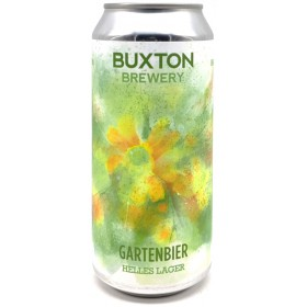 Buxton Gartenbier