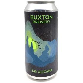 Buxton Lupulus X - T45 Olicana IPA