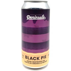 Peninsula Black Pie