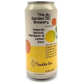 The Garden / Freddo Fox Imperial Apricot, Mandarin - Lemon Sour