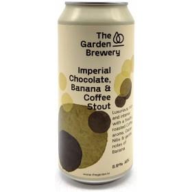 The Garden Imperial Chocolate, Banana - Coffee Stout