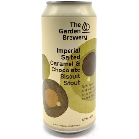 The Garden Imperial Salted Caramel - Chocolate Biscuit Stout