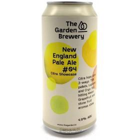 The Garden New England Pale Ale -04 - Citra Showcase
