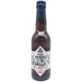 Verzet / Oude Maalderij Mash of the Titans Jamaican Rum BA