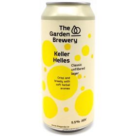 The Garden Keller Helles