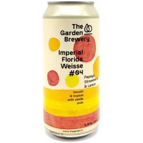 The Garden Imperial Florida Weisse  4 - Papaya, Strawberry &  Lemon