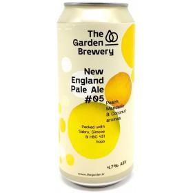 The Garden New England Pale Ale  05