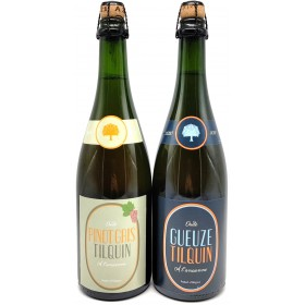Pack Tilquin Oude Pinot Gris 2020-2021 + Oude Gueuze 2020-2021