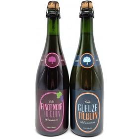 Pack Tilquin Oude Pinot Noir 2020-2021 + Oude Gueuze 2020-2021