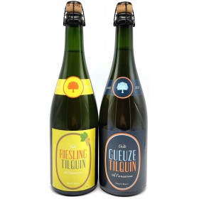 Pack Tilquin Riesling  + Oude Gueuze 2020-2021
