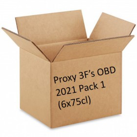 Packaging 3F OBD Open Beer Days 2021 Pack 1 (6x75cl)