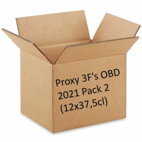 Packaging 3F OBD Open Beer Days 2021 Pack 2 (12x37,5cl)