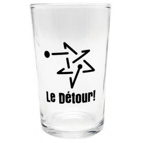 Le Détour Tumbler Glass
