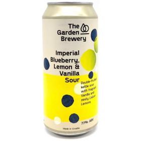 The Garden Imperial Blueberry, Lemon & Vanilla Sour