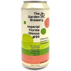 The Garden Imperial Florida Weisse  5 - Watermelon, Cucumber & Strawberry