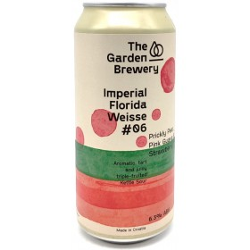 The Garden Imperial Florida Weisse  6 - Prickly Pear, Pink Guava & Strawberry