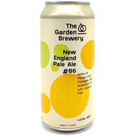 The Garden New England Pale Ale  06