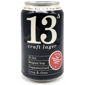 The Ministry of Belgian Beer Pils 13 Delta