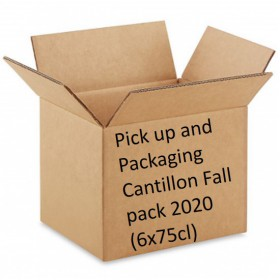 Pickup + Packaging Cantillon Fall Pack 2020 (6x75cl)