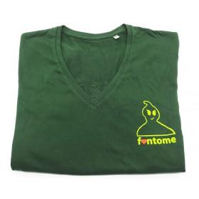 """Fantome T. Shirt  """"V""""  L"""