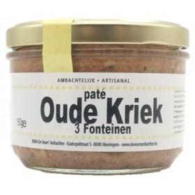 3 Fonteinen Pâté Oude Kriek