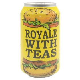 Kees / Yeastie Boys Royale with Teas