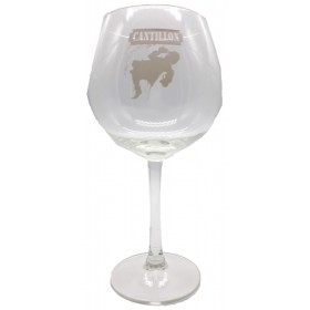 "Cantillon Stemmed Glass ""Ballon"""