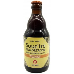 Alvinne Sour'ire de Mortagne Smoked Peaches
