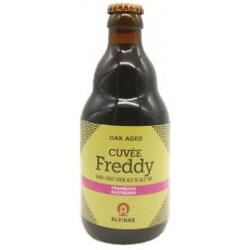 Alvinne Cuvée Freddy Framboos (Raspberry)